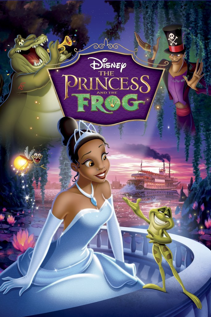 The-Princess-And-The-Frog-poster
