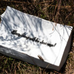 (Konza and Tallgrass Prairie) In Memory of…, Porcelain and glaze, 2019