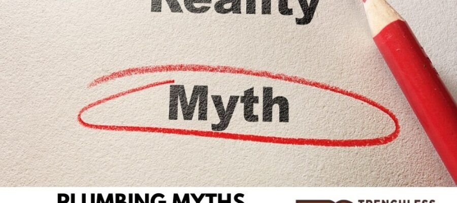 5 Plumbing Myths Busted