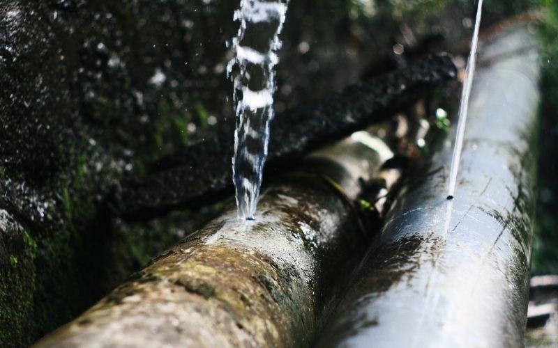 Detecting A Water Leak