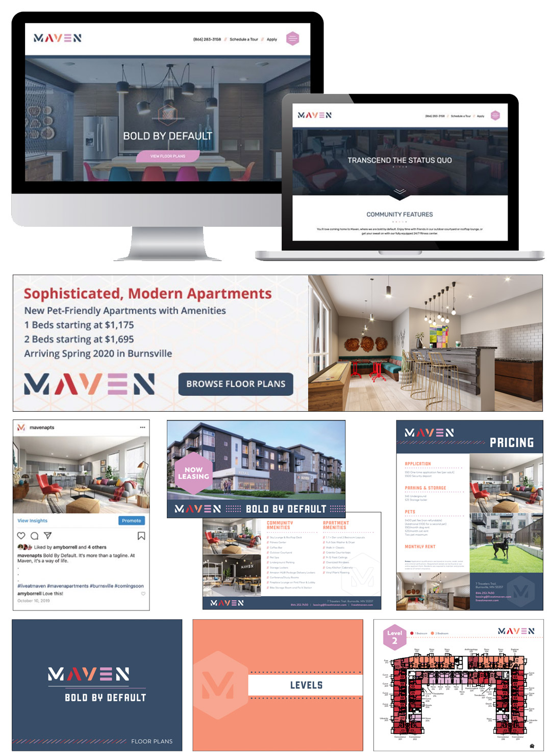 Maven Lease-Up Case Study