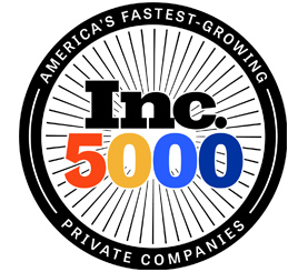Inc. 5000 2020 Fastest-Growing Private Companies