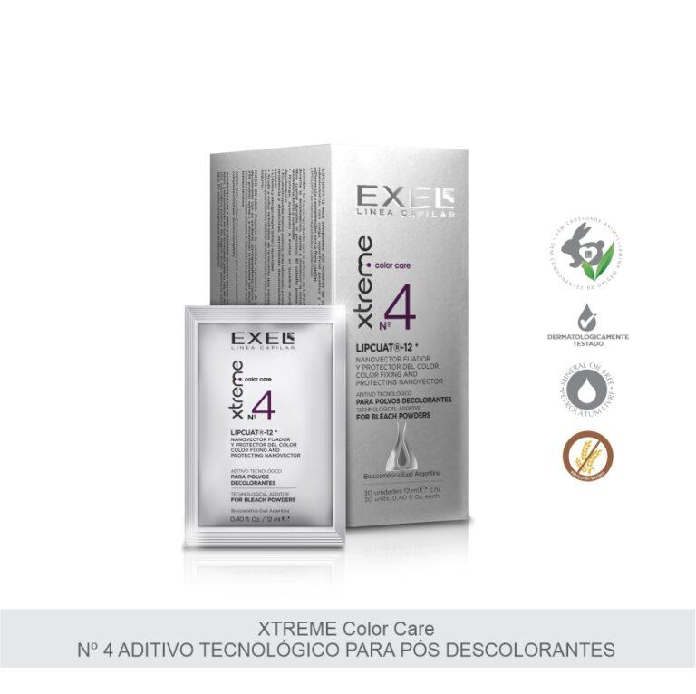 Xtreme Color Care | 4 Aditivo Para Pó Descolorante