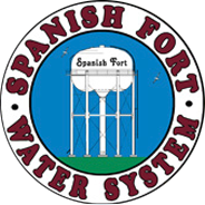 Spanish Fort Water System Logo