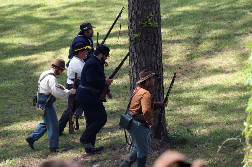 Fort Beauregard Reenactment