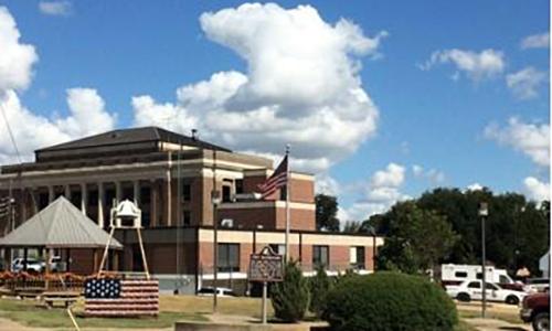 Catahoula Parish Court House