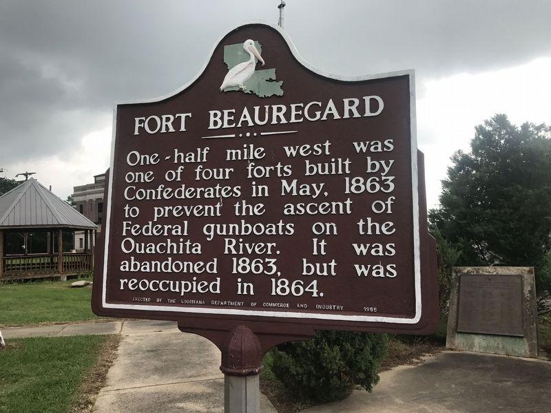 Fort Beauregard