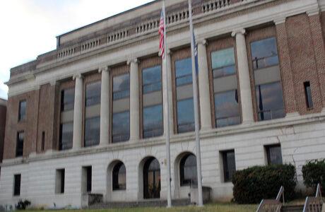 Harrisonburg Courthouse