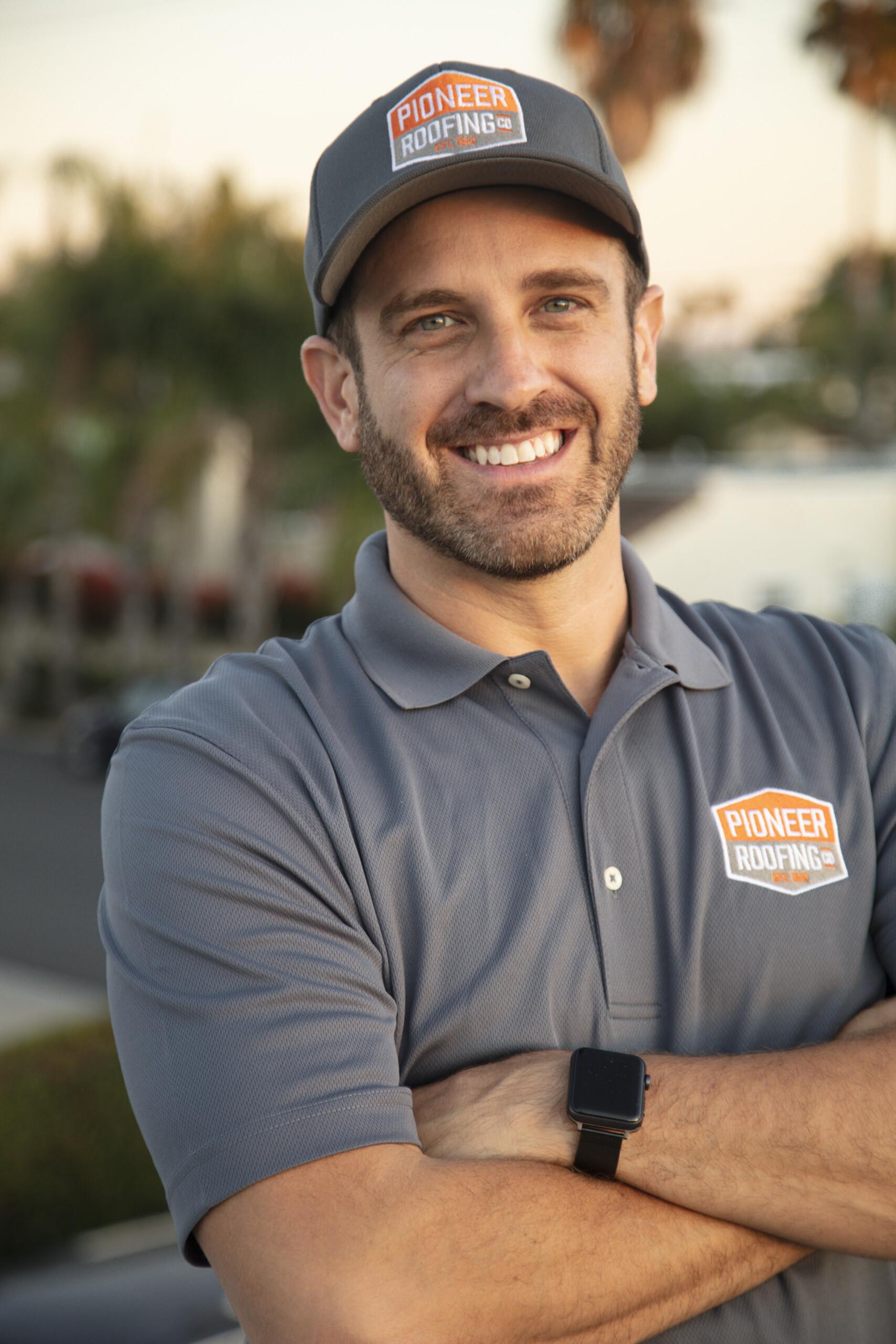 Dustin Resser Owner of Pioneer Roofing