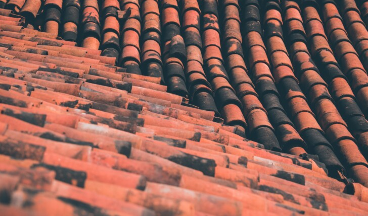 orange roofing