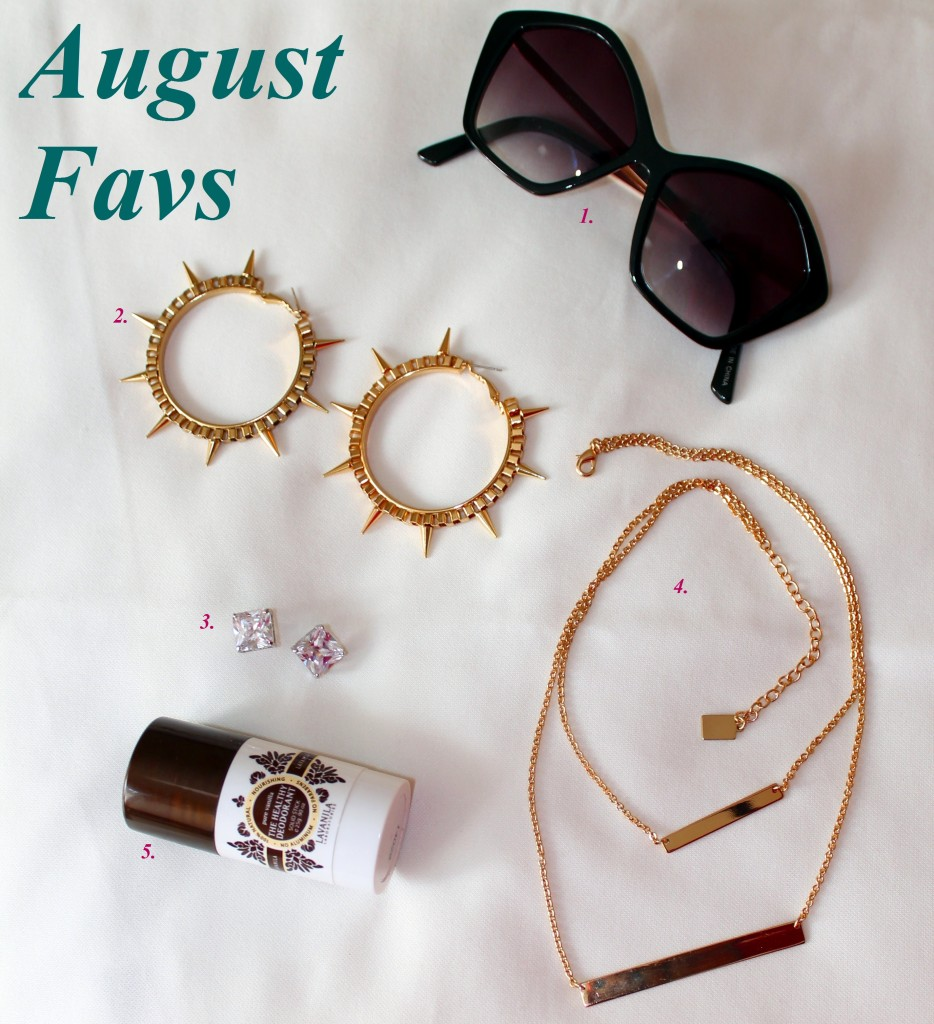 august favs