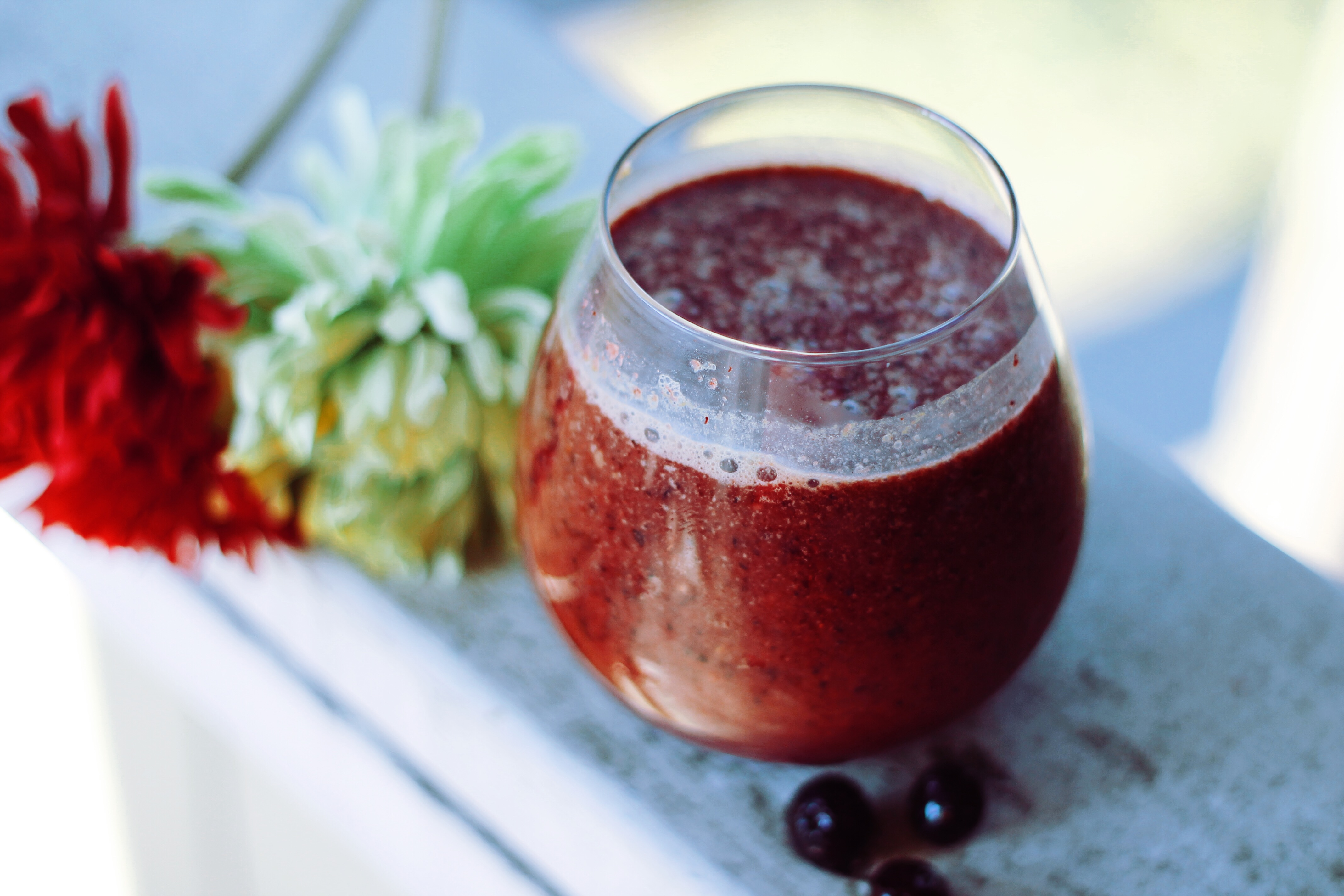 Energy Boosting and Healing Smoothie Recipe for a Cold