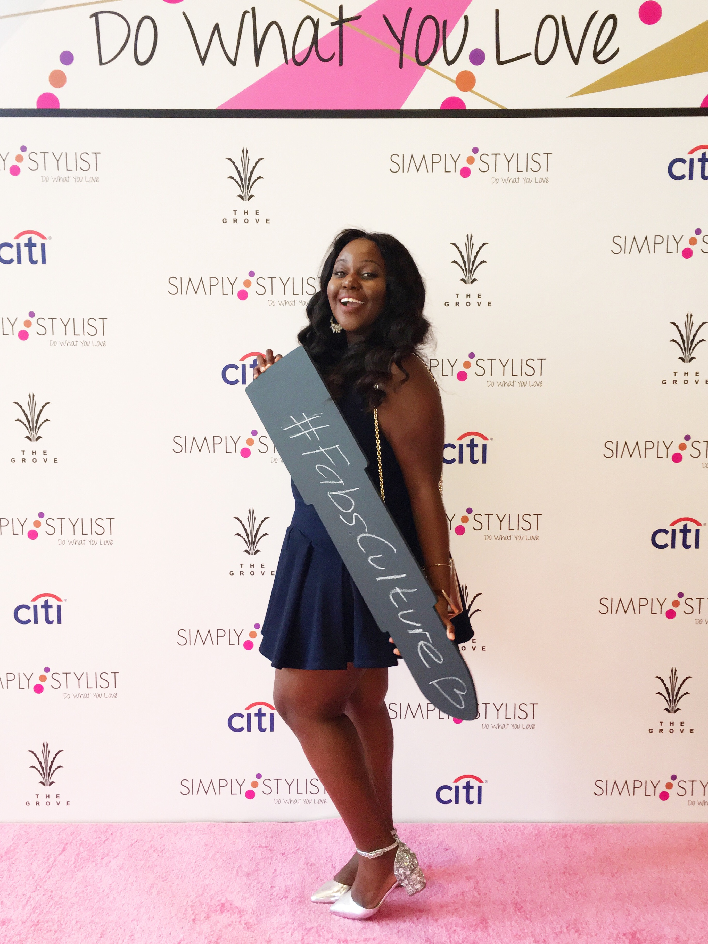 I attended the Simply Stylist Los Angeles Fashion and Beauty Conference for bloggers and here's what happened
