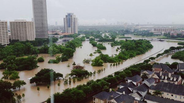 Houston Floods what happened