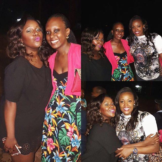 (Kampala) Ringing in 2016 with Phyllis and Tasha
