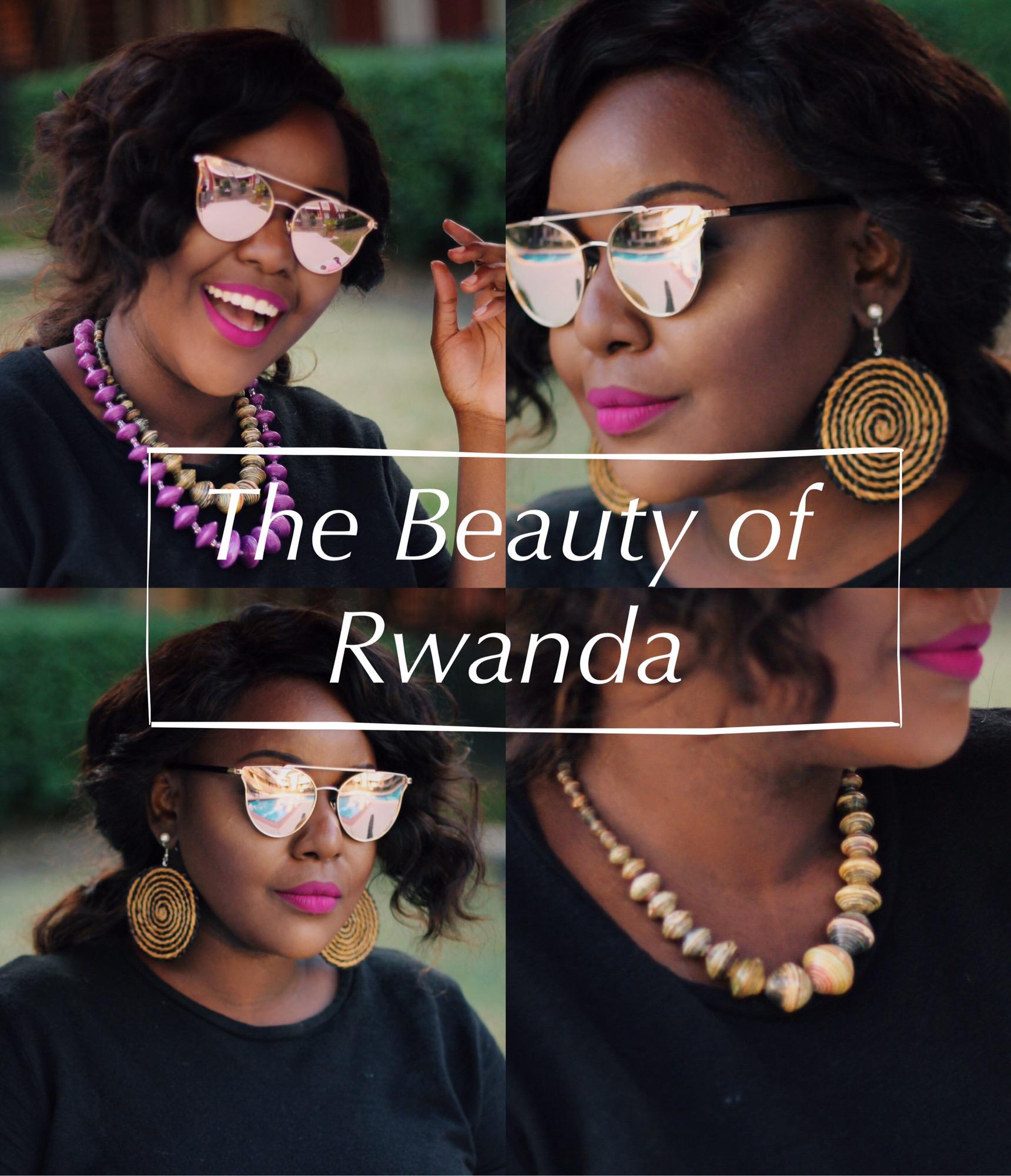 Beauty of Rwanda african craft handmade accessories, uganda