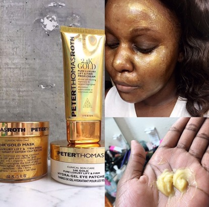 Peter Thomas Roth 24K Gold sephora review