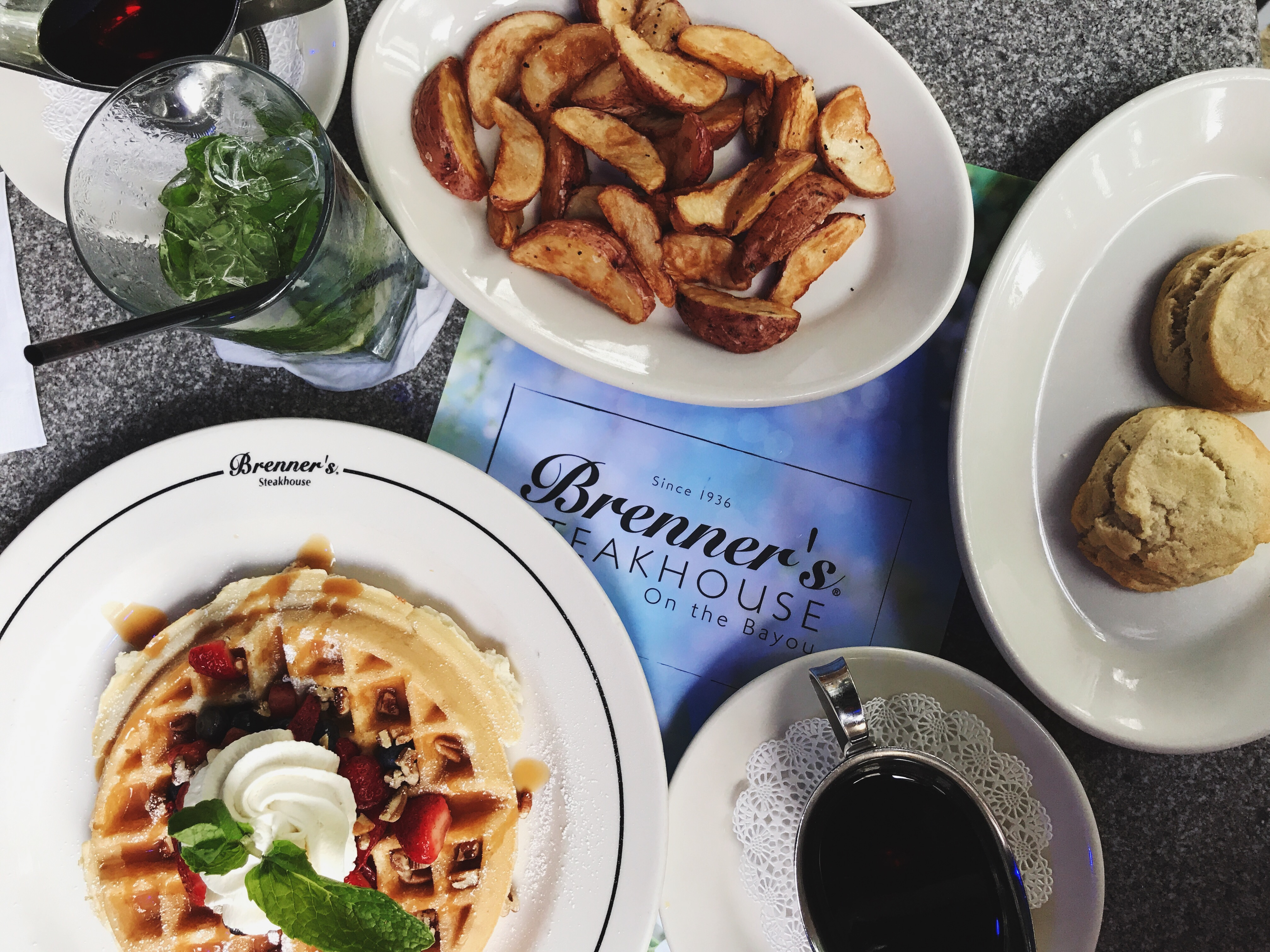 brenner's on the bayou, houston city guide, restaurants in houston where to eat, best blogger restaurants in houston, best brunch in houston, best biscuits in houston, most beautiful patio restaurants in houston, restaurants with a patio for happy hour
