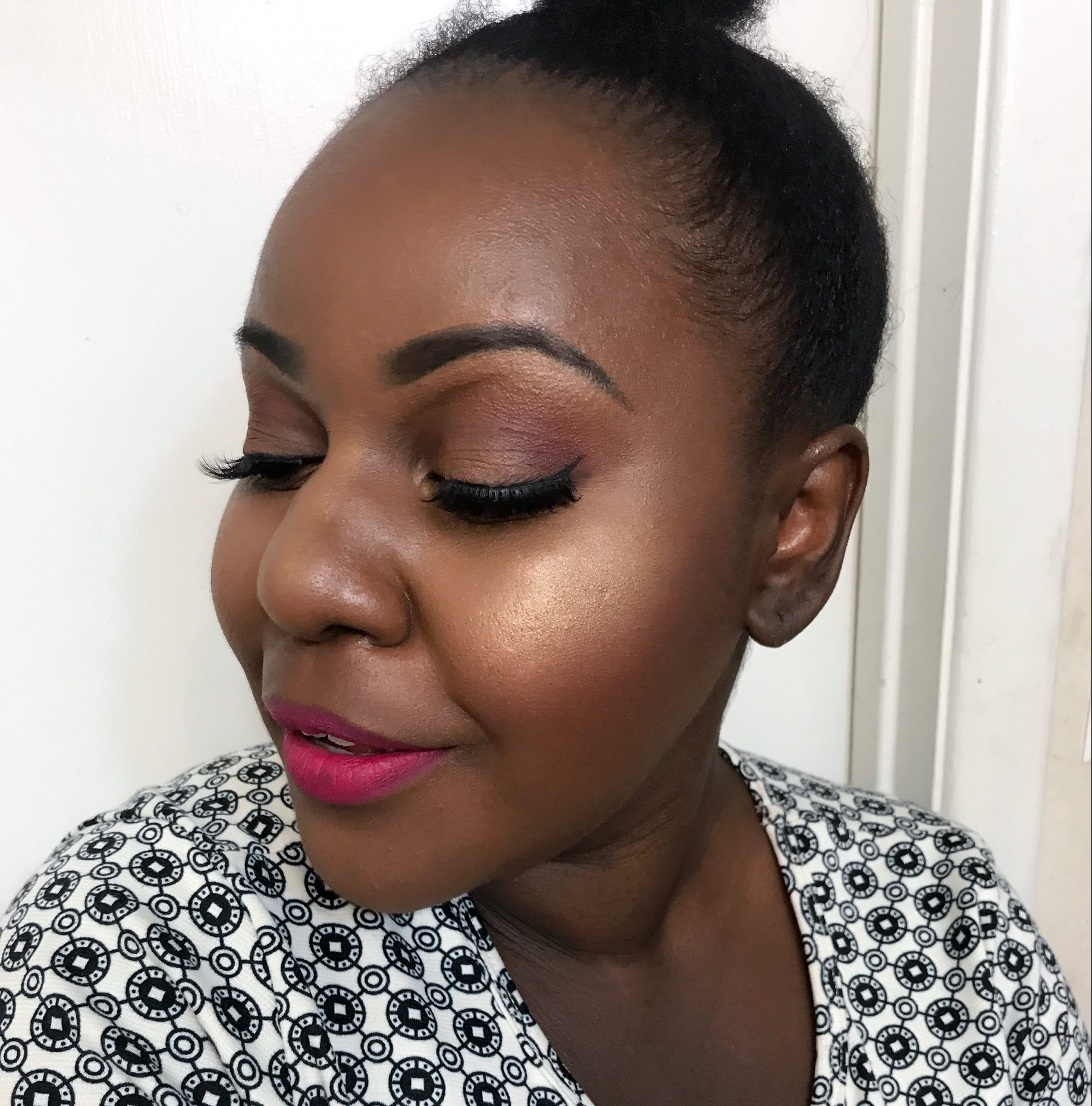 Smashbox Studio Skin Face Shaping Foundation Stick contouring dark skin