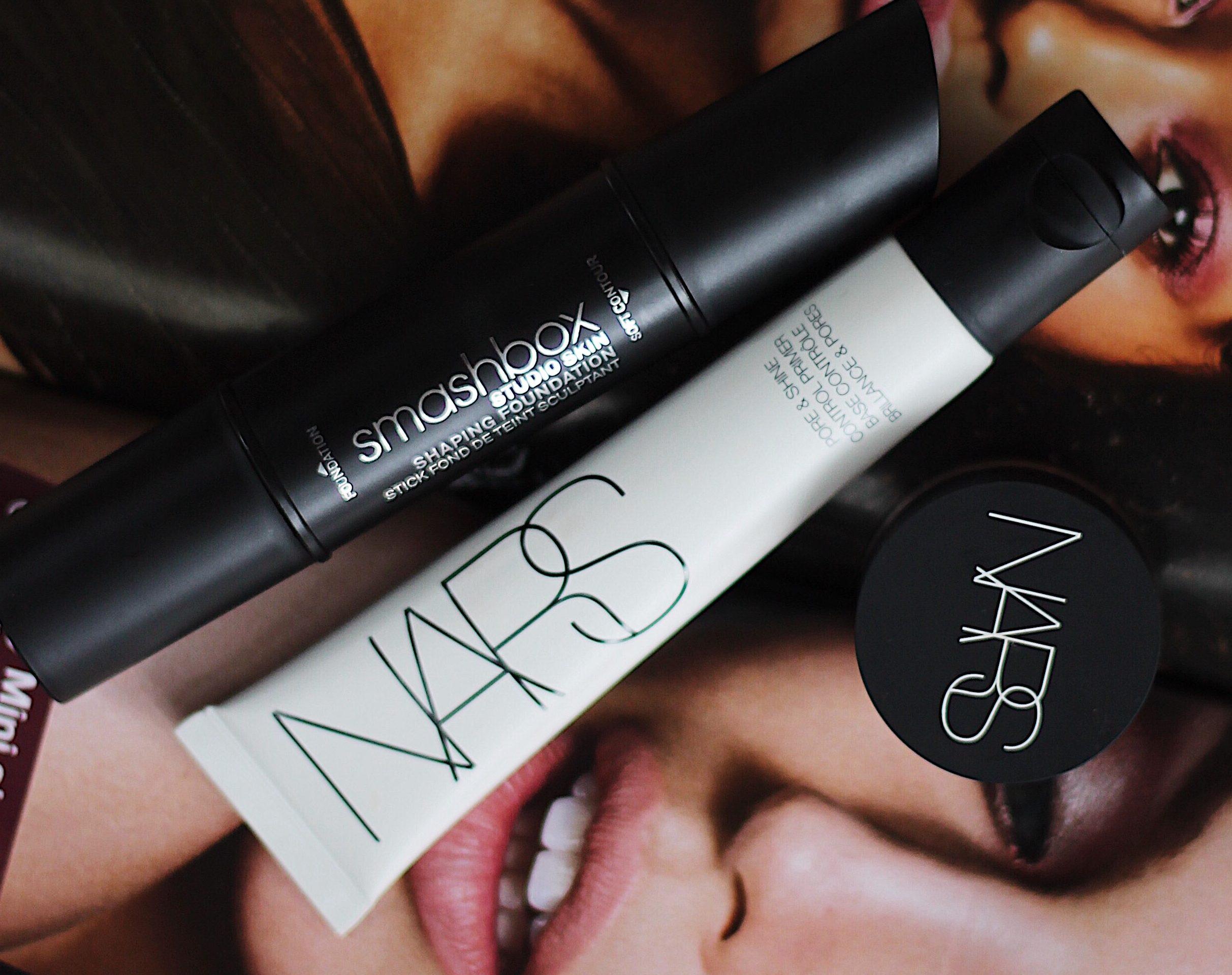 Smashbox Studio Skin Face Shaping Foundation Stick contouring dark skin 4