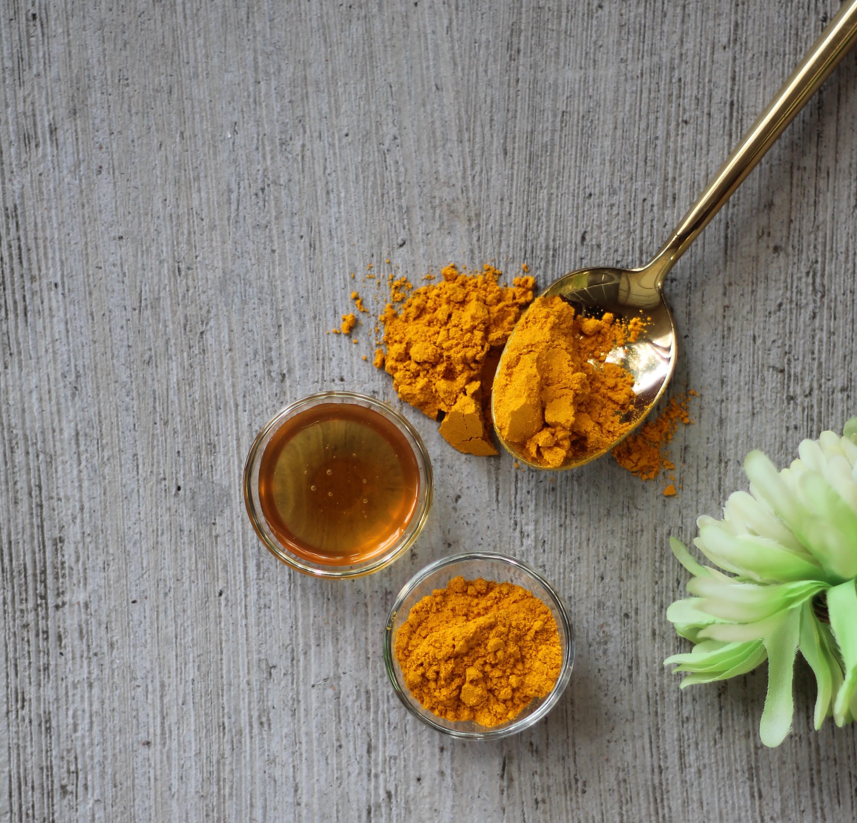 turmeric recipes beautiful glowing dark skin blog