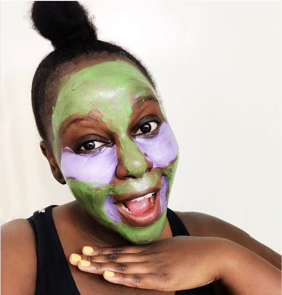 skin care darkskin, melanin blogger, face masks well and good, web md, dermatologist