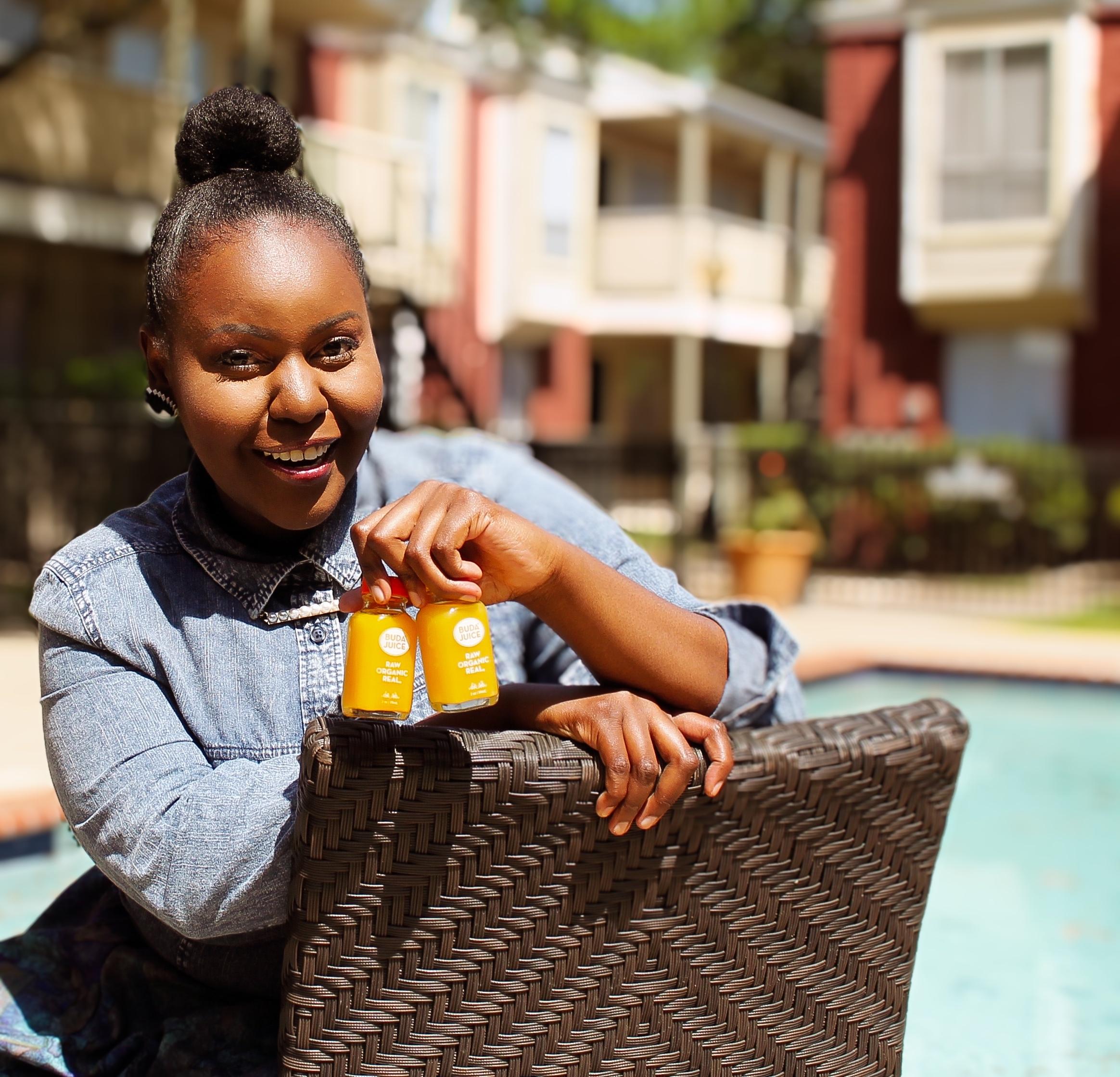 Immunity Boost, Buda Juice, Ginger Turmeric Shots Allergy Flu Season Immune system, wellness Allergies, pandemic, corona virus wellness, Gluten free, vegan, Houston blogger, dark skinned beauty lifestyle wellness blogger, Ugandan blogger Uganda healthy, eat clean