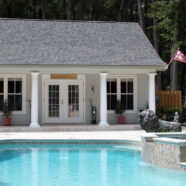 Azalea Pool House