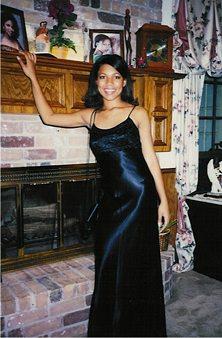 Dana black formal