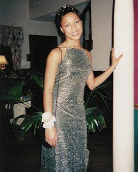 Dana formal dress