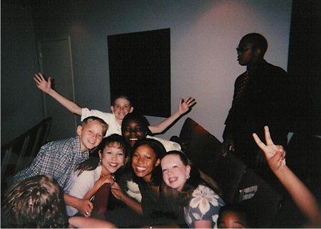 Dana friends