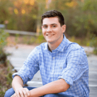 Cade Hudson - 2018 DMP Servant's Heart Scholarship Recipient
