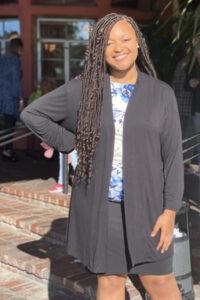 DMP 2020 Scholarship Recipient - Bianca Davis
