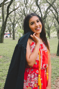 DMP 2020 Scholarship Recipient - Deann Mendoza - Overcoming Award