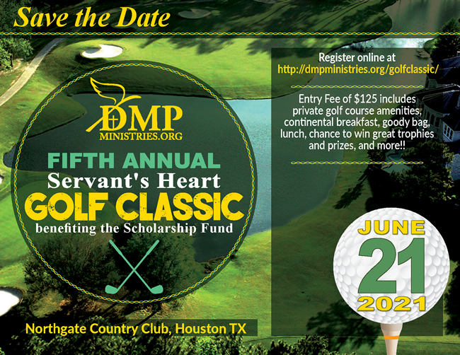 DMP Golf Classic Charity Tournament