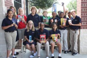 Students at Holy Spirit Episcopal School