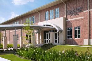 Horn Elementary School Front Houston ISD