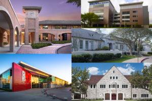 DeBakey, River Oaks Elementary, St. John's, Carnegie, Kinkaid