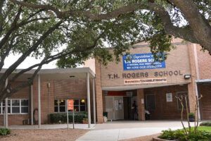 TH Rogers Elementary School Houston ISD