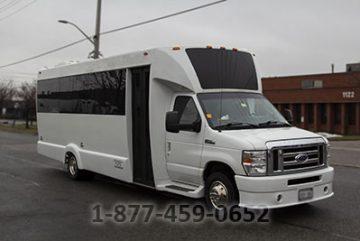 Toronto Party Bus 22