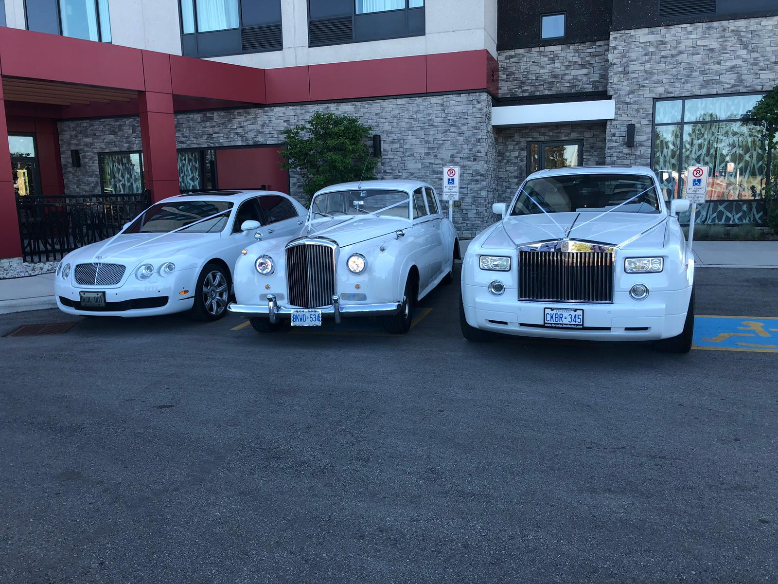 Wedding Limo and Party Buses