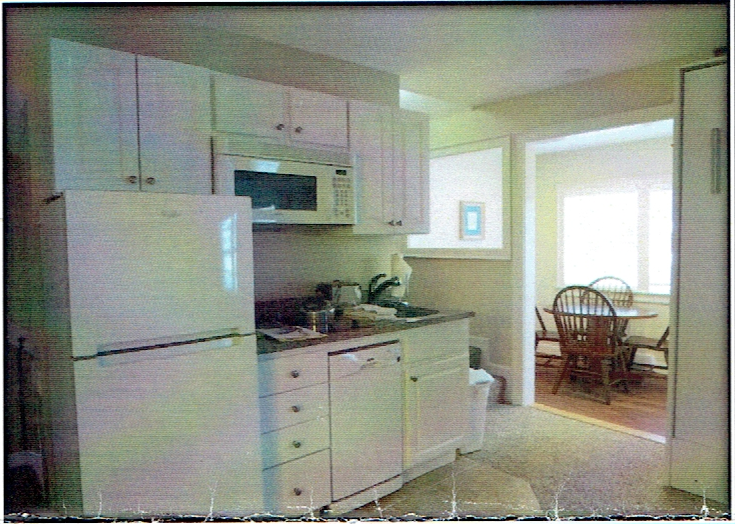 Eastern Slope Kitchen and Dining Rooms