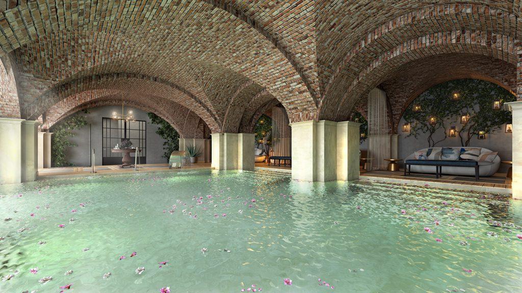 Vista Indoor Pool
