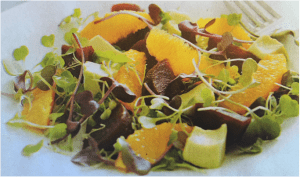 Try this fresh and healthy springtime recipe, perfect for the warm days ahead.