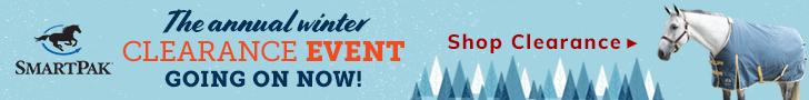 SmartPak Winter Clearance