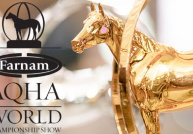 AQHA 2020 World Show Schedule Released