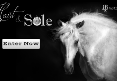 Win this Fall with Rusty Brown Jewelry's Heart & Sole Sweepstakes