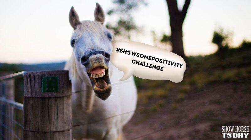#ShowSomePositivity Challenge