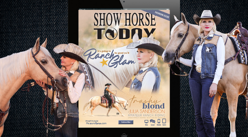 Show Horse Today Fashion Issue is Live!