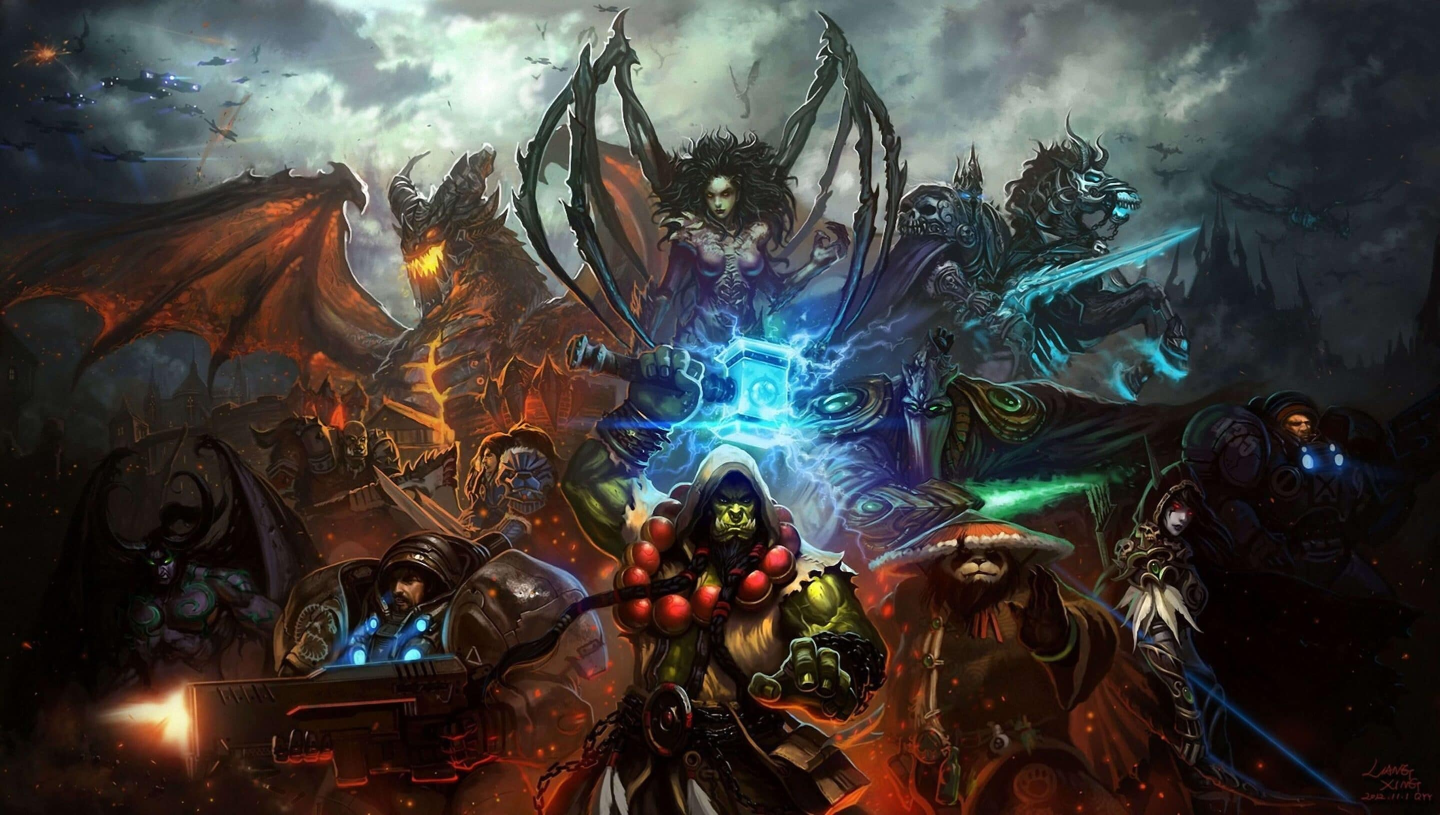How To Make Heroes Of The Storm Run Faster And Get Higher FPS